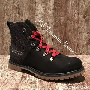 WOMEN'S TIMBERLAND 6IN D-RING MEDIA BOOTS A1SWQ